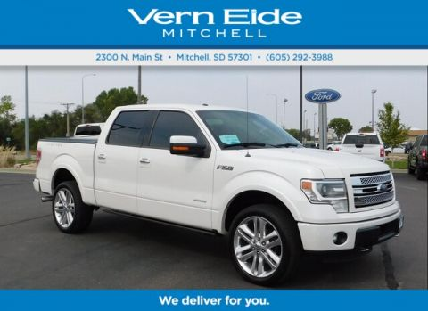 Pre-Owned 2014 Ford F-150 Limited